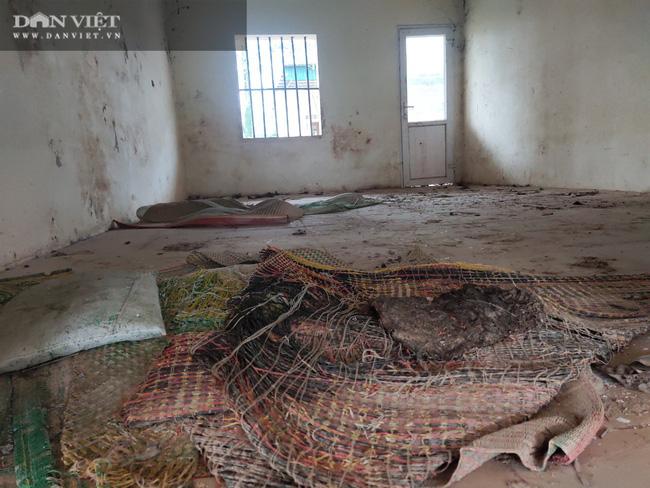 Trung tâm phục hồi chức năng lương y Võ Hoàng Yên bỏ hoang, để không, vỡ nát tại Hà Tĩnh - Ảnh 3.