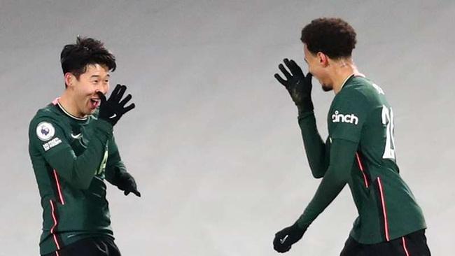 """Tottenham thắng 3 trận liên tiếp, Mourinho ca ngợi """"người thừa"""" Alli - Ảnh 1."""