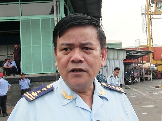 Tổng Cục Hải quan thông tin về vụ bắt Đội trưởng Đội Kiểm soát chống buôn lậu khu vực miền Nam - Ảnh 1.