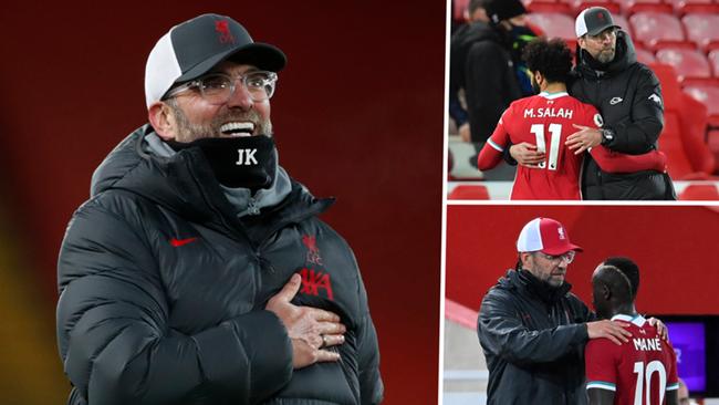 Klopp tin vào lòng trung thành của các cầu thủ Liverpool.