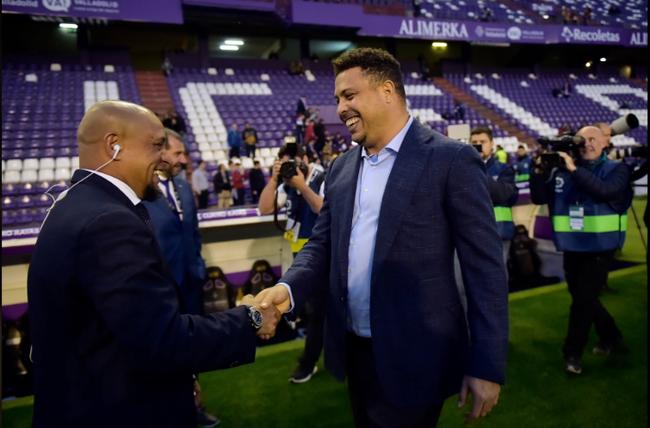 Ronaldo vẫn đang làm đại sứ của Real Madrid.