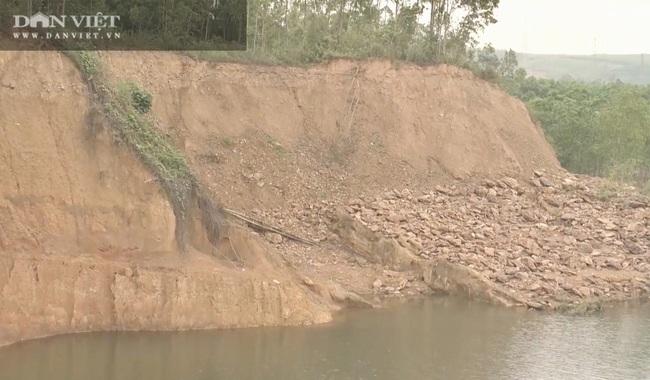 Sau lũ lịch sử, hồ đập Quảng Bình xuống cấp trầm trọng - Ảnh 3.