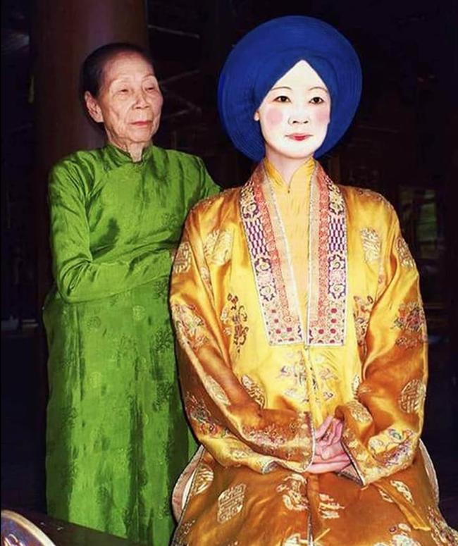 """Chuyện """"thâm cung bí sử"""" chốn hậu cung triều Nguyễn qua lời kể của vị cung nữ cuối cùng trước khi qua đời  - Ảnh 2."""