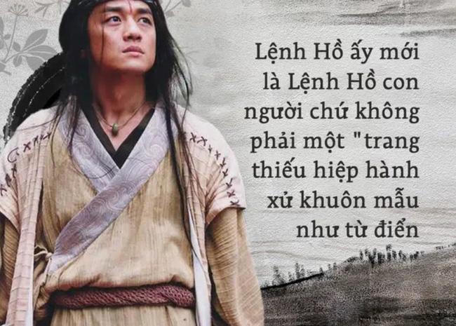Tình nhân Lệnh Hồ Xung và nụ hôn đẹp nhất một đời Kim Dung! - Ảnh 2.