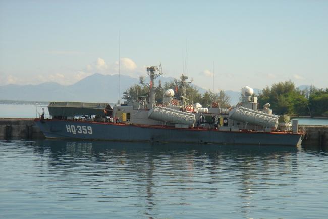 Khả năng tấn công chớp nhoáng của tàu chiến tốc độ cao bậc nhất Việt Nam - Ảnh 3.