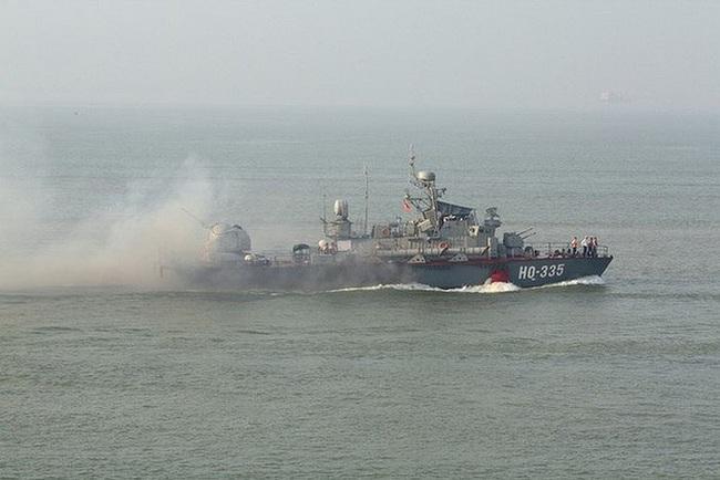 Khả năng tấn công chớp nhoáng của tàu chiến tốc độ cao bậc nhất Việt Nam - Ảnh 4.