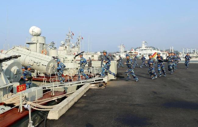 Khả năng tấn công chớp nhoáng của tàu chiến tốc độ cao bậc nhất Việt Nam - Ảnh 5.