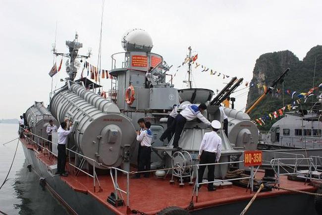 Khả năng tấn công chớp nhoáng của tàu chiến tốc độ cao bậc nhất Việt Nam - Ảnh 6.