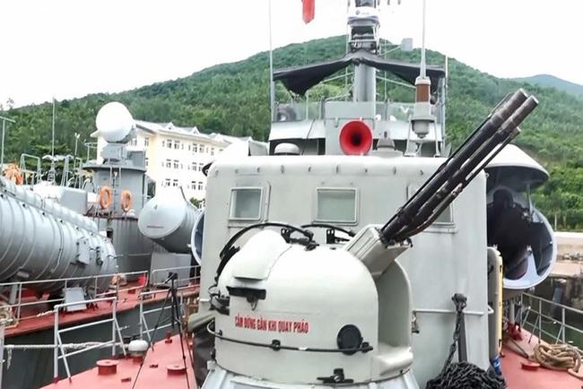 Khả năng tấn công chớp nhoáng của tàu chiến tốc độ cao bậc nhất Việt Nam - Ảnh 9.
