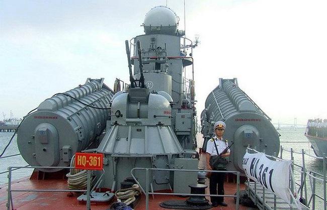 Khả năng tấn công chớp nhoáng của tàu chiến tốc độ cao bậc nhất Việt Nam - Ảnh 10.