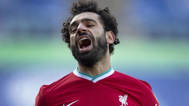 Salah đang chững lại một cách khá khó hiểu.