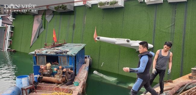 Xót lòng nhìn du thuyền triệu đô ngâm dưới nước biển - Ảnh 6.