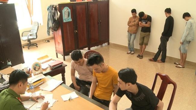 """TT-Huế: 9 hot girl """"phê"""" ma túy cùng nhóm nam thanh niên tại quán karaoke  - Ảnh 2."""