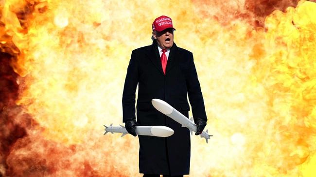"""""""Đòn chí mạng"""" cuối cùng Joe Biden cho Donald Trump khi ngăn chặn thành công gói vũ khí trị giá 23 tỷ đôla với UAE - Ảnh 4."""