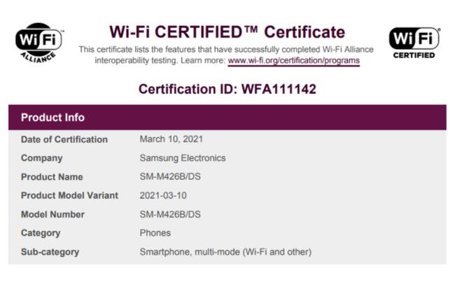 Lộ diện điện thoại 5G giá rẻ chuẩn bị ra mắt của Samsung - Ảnh 3.
