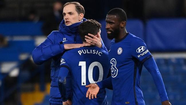 Chelsea đang thăng hoa dưới thời Tuchel.
