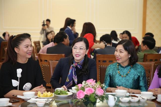 """Lãnh đạo tỉnh Thái Nguyên lần đầu tổ chức bàn tròn  """"Trà - Cà phê doanh nhân"""" - Ảnh 2."""