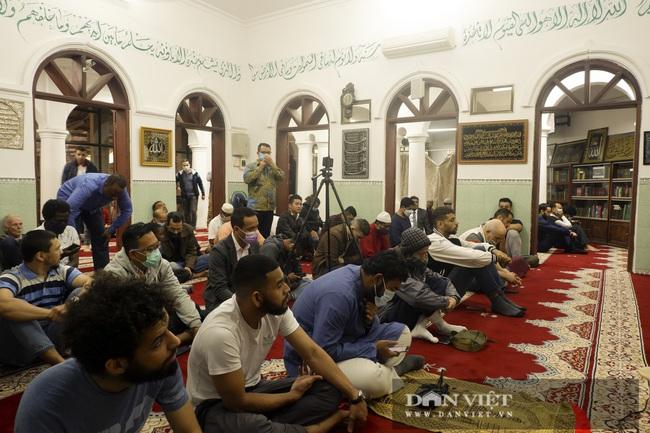Thánh đường Hồi giáo duy nhất ở miền Bắc:  - Ảnh 4.