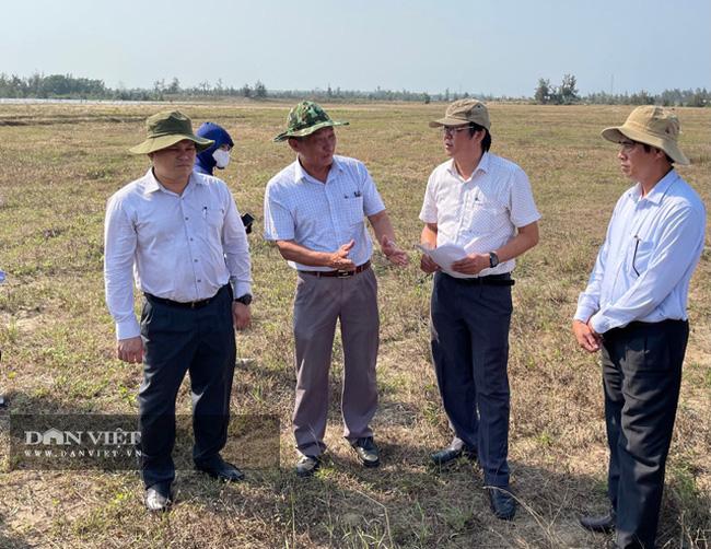 Dự án Khu phức hợp ven biển 370 ha: Huyện không đồng ý vị trí tỉnh cho khảo sát  - Ảnh 4.