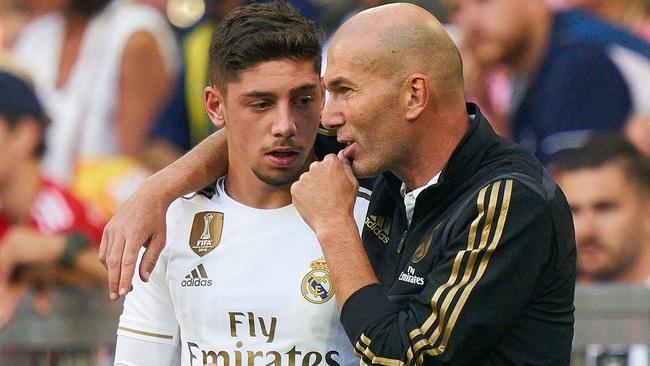Valverde là sự khác biệt của Real Madrid ở El Clascio.