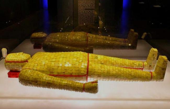 """Báu vật """"kỳ tích"""" trong lăng mộ 2000 năm hé lộ bí mật động trời về trí tuệ không tưởng của người xưa - Ảnh 3."""