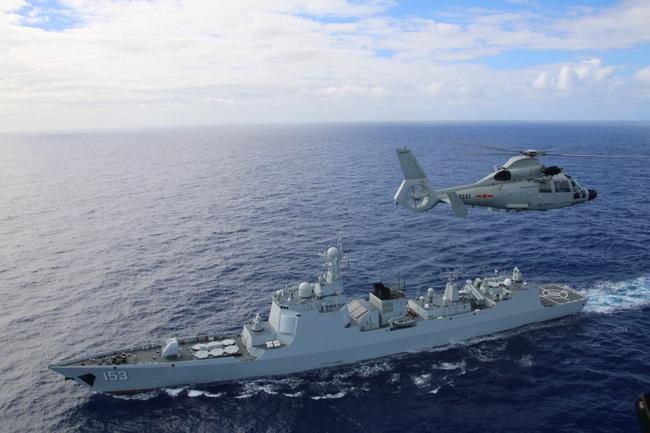 """3 loại tàu chiến phòng không của Trung Quốc khiến không quân Mỹ """"đau đầu"""" - Ảnh 1."""