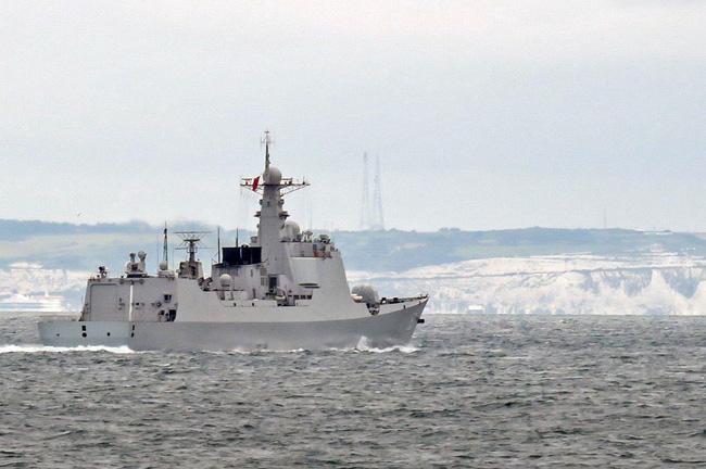"""3 loại tàu chiến phòng không của Trung Quốc khiến không quân Mỹ """"đau đầu"""" - Ảnh 3."""