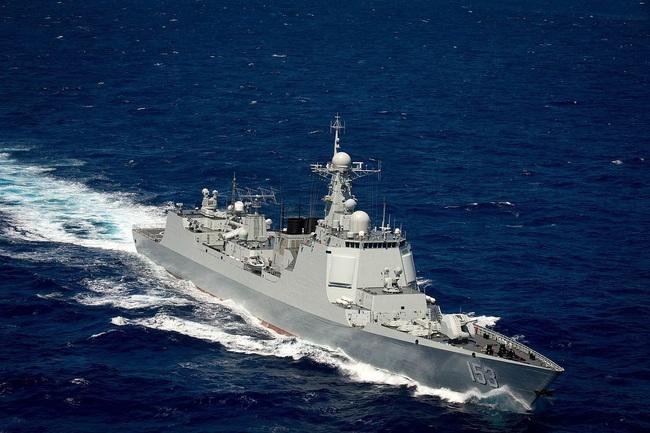 """3 loại tàu chiến phòng không của Trung Quốc khiến không quân Mỹ """"đau đầu"""" - Ảnh 4."""