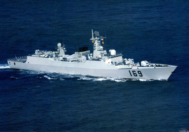"""3 loại tàu chiến phòng không của Trung Quốc khiến không quân Mỹ """"đau đầu"""" - Ảnh 7."""