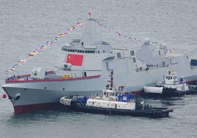"""3 loại tàu chiến phòng không của Trung Quốc khiến không quân Mỹ """"đau đầu"""" - Ảnh 9."""