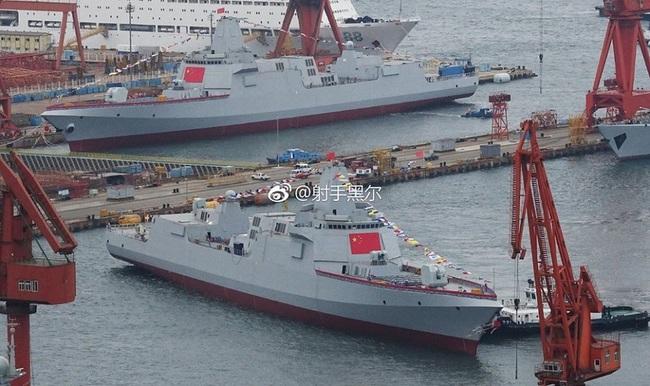 """3 loại tàu chiến phòng không của Trung Quốc khiến không quân Mỹ """"đau đầu"""" - Ảnh 11."""