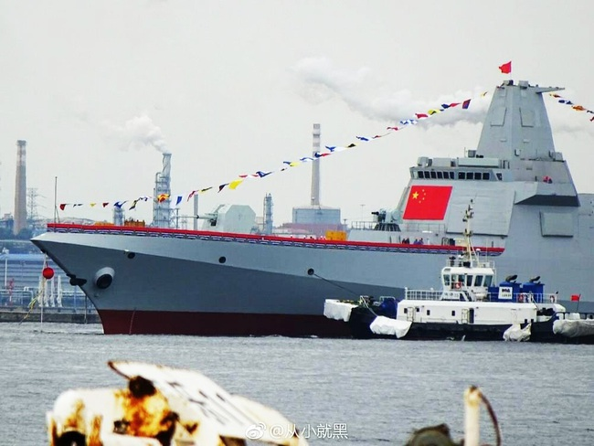"""3 loại tàu chiến phòng không của Trung Quốc khiến không quân Mỹ """"đau đầu"""" - Ảnh 12."""