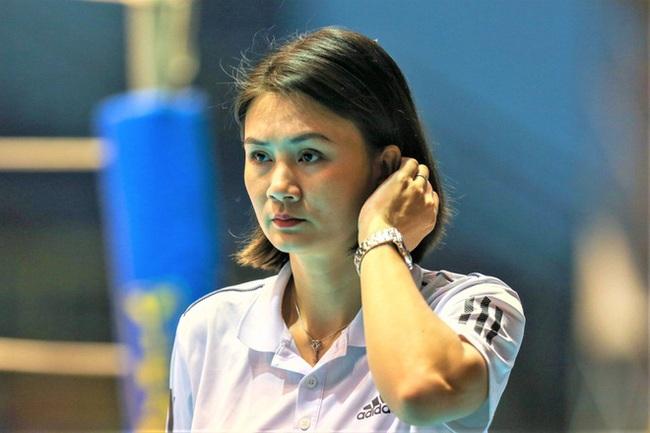 Nhận án phạt, hoa khôi bóng chuyền Kim Huệ chỉ trích VFV - Ảnh 1.