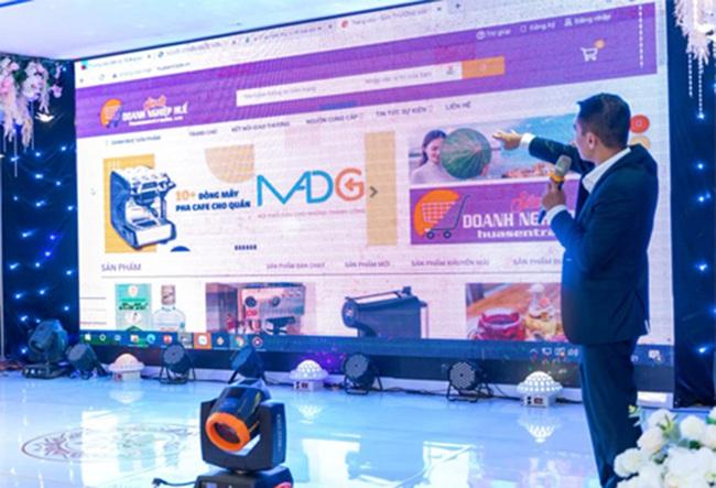 TT-Huế: Phát triển thương mại điện tử, sẽ có 55% dân số trở lên tham gia mua sắm trực tuyến  - Ảnh 1.