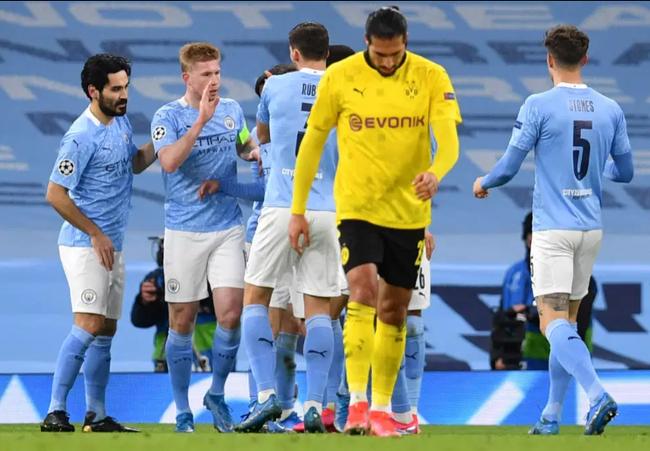 Guardiola nói lời gan ruột trước lượt về tứ kết Champions League - Ảnh 2.