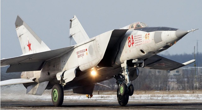 """Mệnh danh """"Vua Tốc Độ"""", chiến đấu cơ MiG-25 Liên Xô nhanh đến mức nào? - Ảnh 4."""