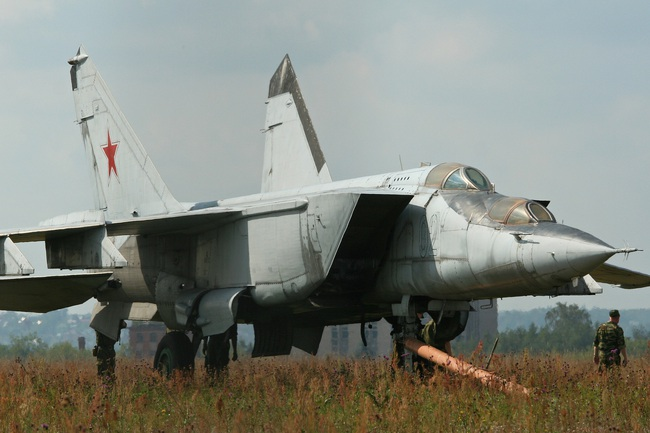 """Mệnh danh """"Vua Tốc Độ"""", chiến đấu cơ MiG-25 Liên Xô nhanh đến mức nào? - Ảnh 6."""