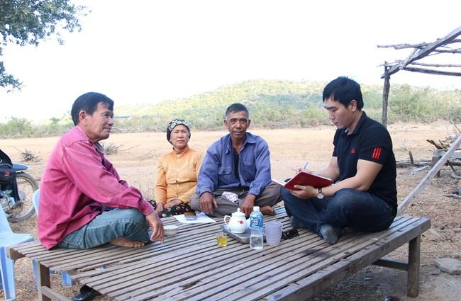 Ninh Thuận: Dân khổ vì dự án chăn nuôi bò cao sản sau 5 năm vẫn nằm trên giấy - Ảnh 3.