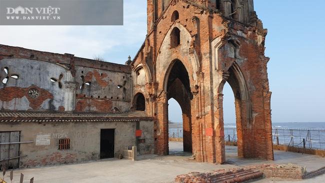 Nam Định: Vùng đất này nhà tầng mọc san sát, xưa chỉ là một làng chài nghèo, lại có thêm nhà thờ đổ.   - Ảnh 4.
