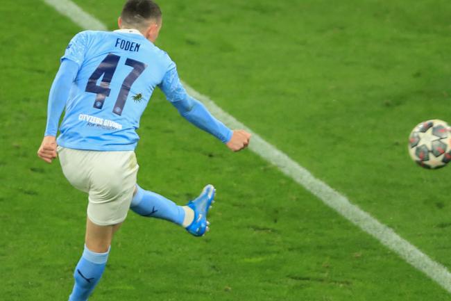Foden được ca ngợi ở trận thắng Dortmund.