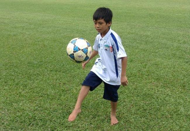 """Bầu Hải: """"Ngày xưa nếu Messi biết tiếng Việt và gặp tôi thì chắc đã cao 1,75m chứ không phải 1,7m…"""" - Ảnh 2."""