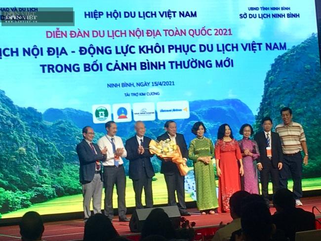 Hơn 600 công ty du lịch tham dự diễn đàn du lịch nội địa toàn quốc 2021 - Ảnh 2.