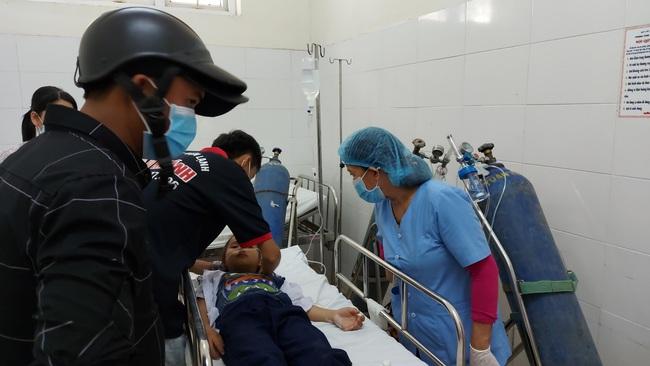 Đà Nẵng: Xét nghiệm đồ chơi lạ khiến hơn 30 học sinh tiểu học nhập viện - Ảnh 1.