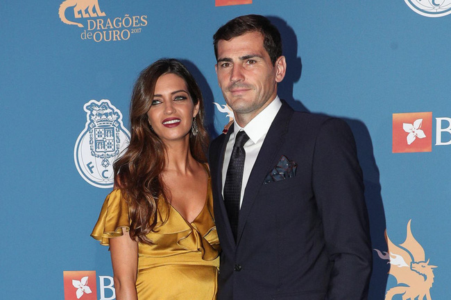 Casillas và Sara từng là một cặp khiến cả thế giới ngưỡng mộ.