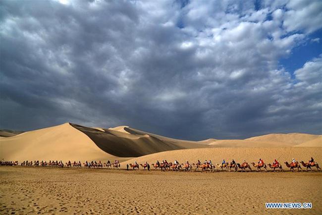 Trung Quốc: Hơn 200 triệu chuyến đi đã được đặt dịp nghỉ lễ 1/5 - Ảnh 2.