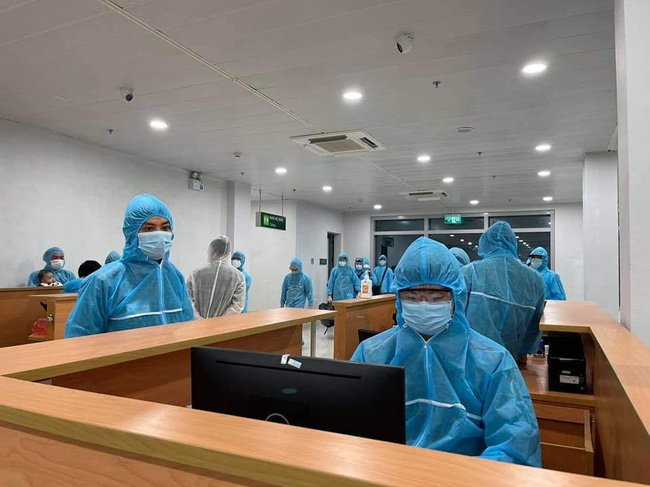 Nghệ An: Có 2 người trở về từ Nhật Bản dương tính với SARS-CoV-2   - Ảnh 1.