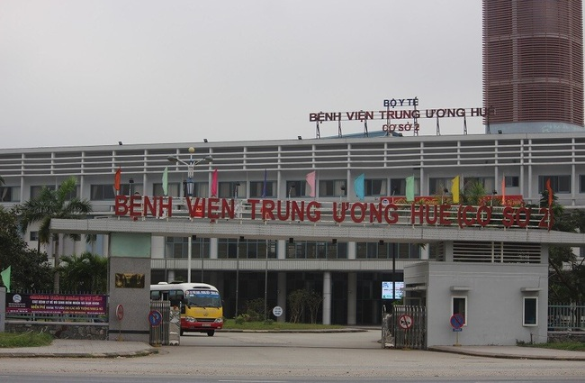 Bệnh viện T.Ư Huế- Cơ sở 2 thông tin về vụ bệnh nhân đòi bồi thường 500 triệu đồng - Ảnh 1.