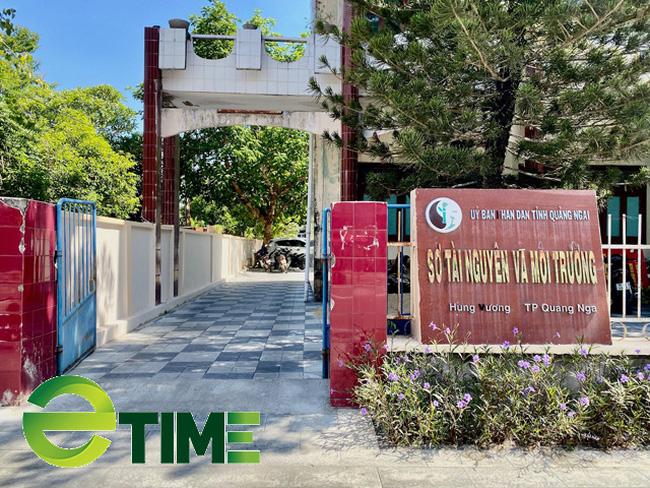"""Quảng Ngãi: Phó Chủ tịch tỉnh """"điểm mặt"""" Sở TNMT vì kế hoạch đấu giá cát, sỏi có sai sót  - Ảnh 2."""