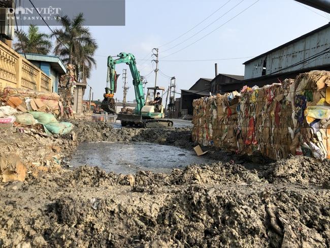 Bắc Ninh: Tháo bỏ đường ống xả thải trái phép, cắt nguồn nước mặt, lượng nước thải cụm công nghiệp Phú Lâm giảm 30% - Ảnh 5.