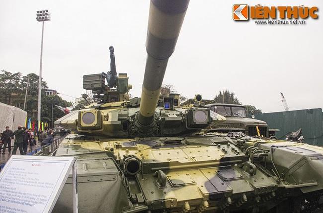 Những loại vũ khí mạnh nhất Quân đội nhân dân Việt Nam đang sở hữu - Ảnh 8.